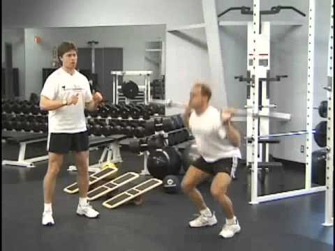 Lower-Body Power For Hockey Performance: Legs & Core by Peter Twist