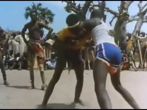 The video is part of AFRICA : Episode 1: Different but Equel (Basil Davidson)
