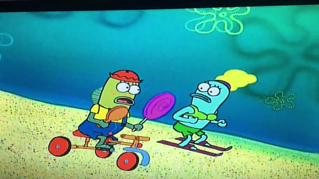 [Spongebob Squarepants] Uh, I can explain