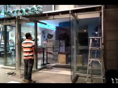 Stanley Automatic Sliding Door Install Adjust And