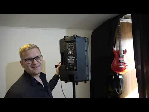 Soundking FP KB12A активная акустическая система (как включить активную колонку)