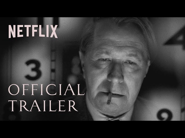 MANK | Official Trailer | Netflix