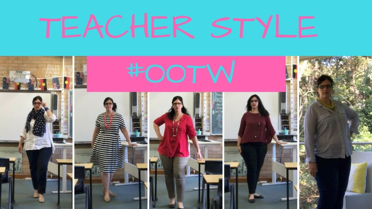 Outfits of the Week   OOTW   Teacher Style Spring 2017 1
