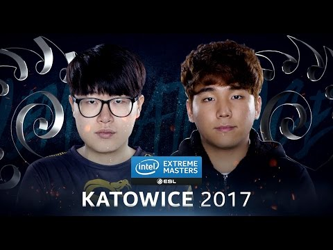 StarCraft II - Solar vs. Dark [ZvZ] - Ro12 - IEM Katowice 2017