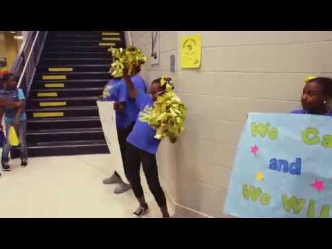 SOL Pep Rally 2018 - Richard Bowling Elementary School