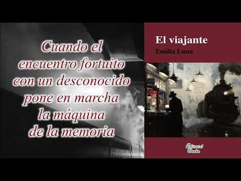 Emy Luna   El viajante Book trailer