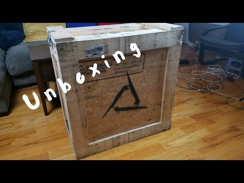 CybertronPC CLX Ra Unboxing