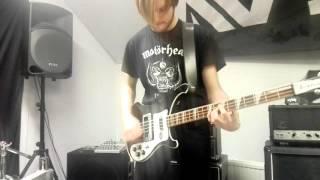 Motörhead - Overkill bass cover