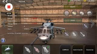 gunship battle helicopter 3d mod apk 2.6.92