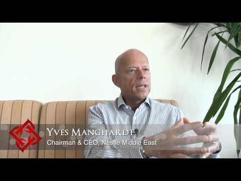 Executive Focus: Yves Manghardt, Chairman and CEO, Nestlé Middle East