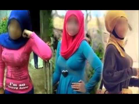 fenomena jilboobs (jilbab-montok mengundang syahwat)