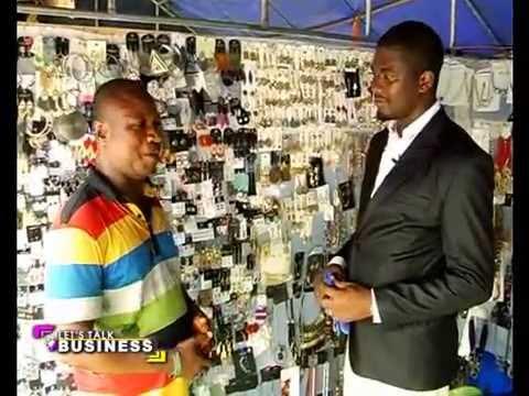 Lets Talk Business: Trade Fair,2015