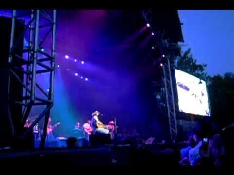 Alan Jackson - Baby I Love You Skien Norway 13.08,2009