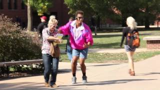 Dancing with an iPod in Public: UW Oshkosh Gangnam Style