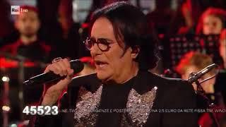 Renato Zero & Andrea Bocelli - Più Su - Colosseo di Roma 2017 Live