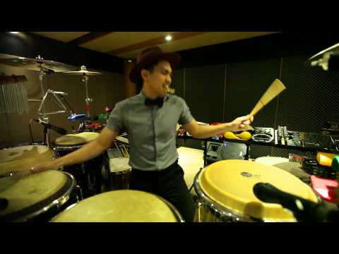 Ditto Percussion - Dipha Barus Mixtape and Live PA by Dittopercussion