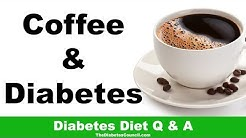 Is Coffee Good For Diabetes?