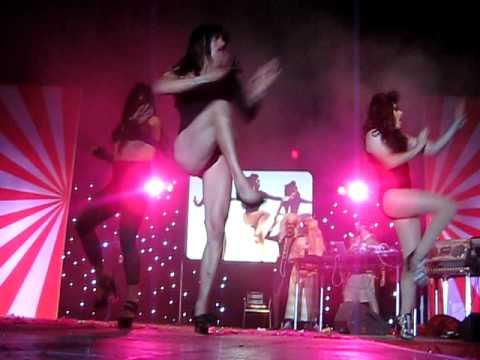 Tranny in beyonce video single ladies