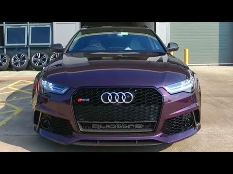 Audi RS6 Performance - The Best Daily DriverEver? MrJWW - YouTube