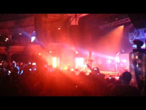Five Finger Death Punch @ The Rave, Milwaukee Wisc