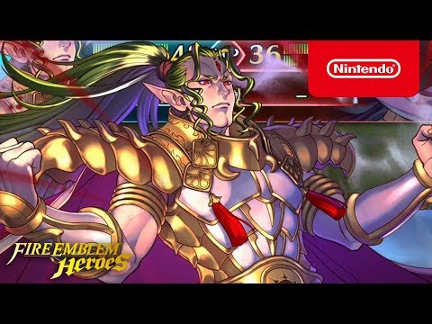 Fire Emblem Heroes - Mythic Hero (Duma: God of Strength)