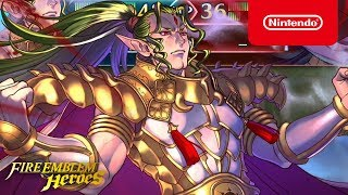 Fire Emblem Heroes - Mythic Hero (Duma God of Strength)