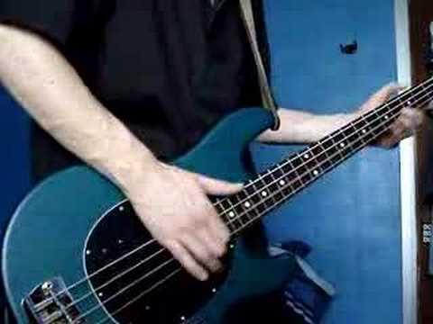Red Hot Chili Peppers  Hump De Bump  Bass