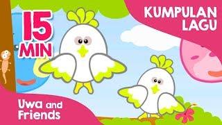 Video kumpulan Lagu anak 15 menit - 15 menit kumpulan lagu anak indonesia balita - Burung Kakatua