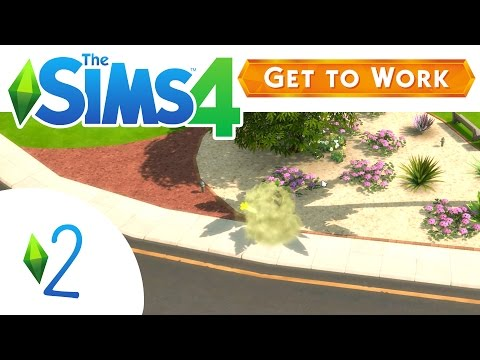 Making A Strong Case || The Sims 4 Get To Work #2