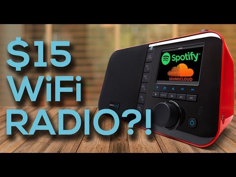 World's Cheapest Internet Radio Player! - Powered by Raspberry Pi