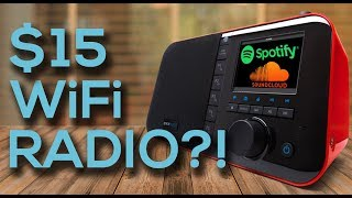 World's Cheapest Internet Radio Player!