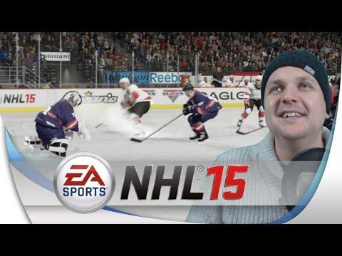 NHL 15 [NextGen] | Angespielt ~ Kölner Haie Vs. Eisbären Berlin (DEL) [1080p Full HD]