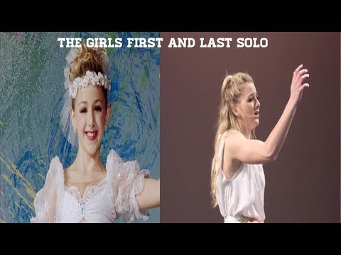 The Girls First And Last Solos On Dance Moms