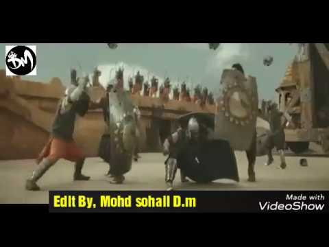 Bahubali 2 in mistake Safety shield...