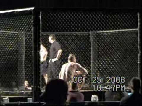 Steve Smith vs. Michael Leu 10-26-08