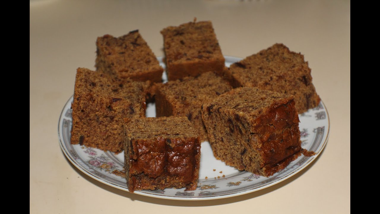 Moist Carrot And Date Cake
