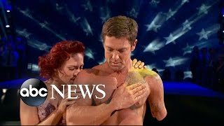 'Living With No Excuses': Noah Galloway's Journey From Soldier to 'DWTS'