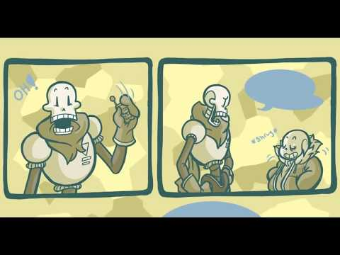 Awesome Underlie  Part 2【 Undertale Comic Dub 】