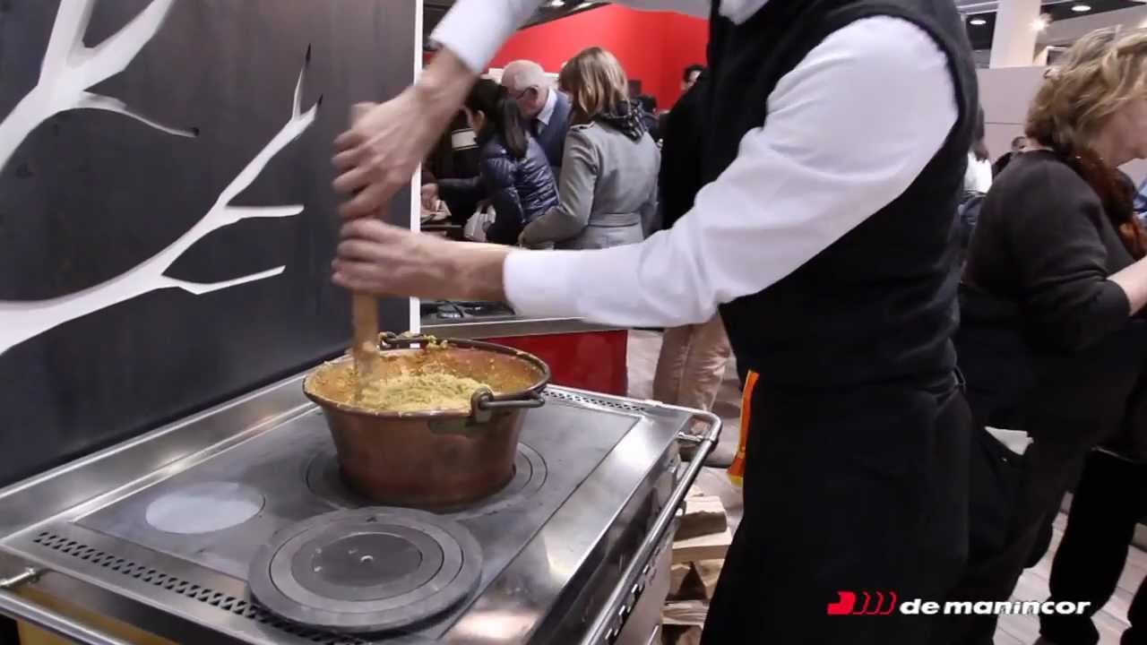 Demanincor a progetto fuoco 2012 youtube - De manincor cucine ...