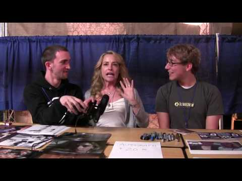 Amanda Wyss Interview Crypticon 2010 - The MacGuffin