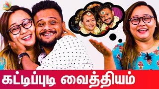 VJ Thapa's First Marriage Experience 😂 : A Fun Interview I Adithya TV, Choreographer Raghu