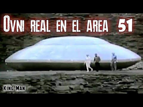 OVNI viral de Facebook filtrado del Area 51