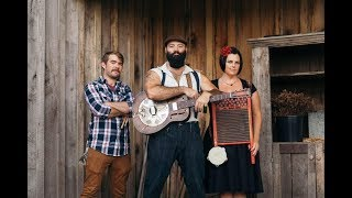 Reverend Peyton's Big Damn Band @ Asheville Music Hall 11-17-2017