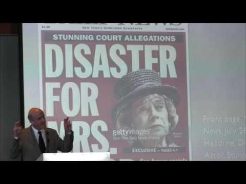 WINGS Conference 2016: Keynote Speaker Phillip Marshall