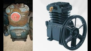 How To Replace An Obsolete Air Compressor Pump