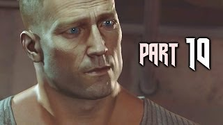 Wolfenstein The New Order Gameplay Walkthrough Part 10 - A Mystery (PS4)
