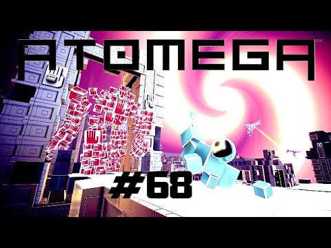 ATOMEGA #68 - Scaring Away The Competition  