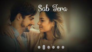 Sab Tera Song WhatsApp Status | Romantic WhatsApp Status | Love Song | Abhay Editor