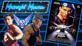 Street Fighter (1994) Retrospective/Review - Midnight Movies
