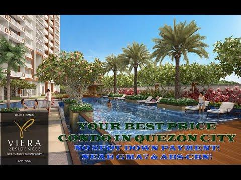 Viera Residences Quezon City Condo, Timog, Thomas Morato by DMCI Homes